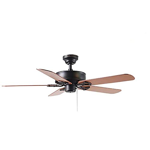 Harbor Breeze Classic 52-in Antique Bronze Downrod or Close Mount Indoor Ceiling Fan ENERGY STAR