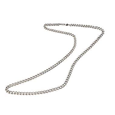 Phiten Titanium Chain Necklace