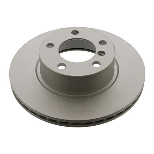 febi bilstein 39111 Brake Disc Set (2 Brake Disc) front, internally ventilated, No. of Holes 5