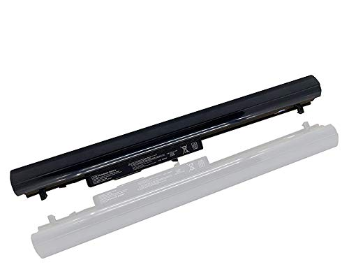 KDJAMI LA04 LA04DF Laptop Battery for HP Pavilion 728460-001 776622-001 HSTNN-UB5M HSTNN-UB5N HSTNN-Y5BV TPN-Q130 TPN-Q131 14 15 TouchSmart Series [14.8V 41Wh Li-ion 4 Cells]