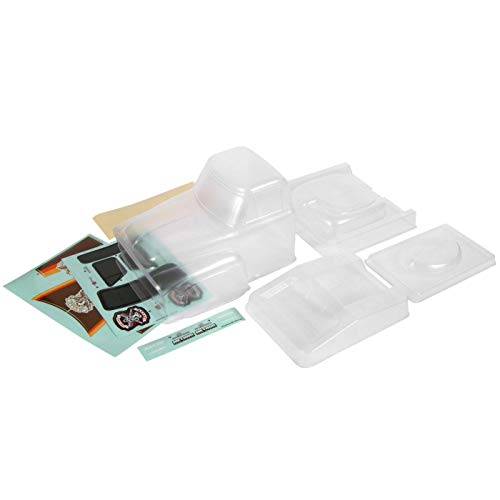 Axial 1955 Ford F-100 Body Outer Panel Set, Clear, AXI230006