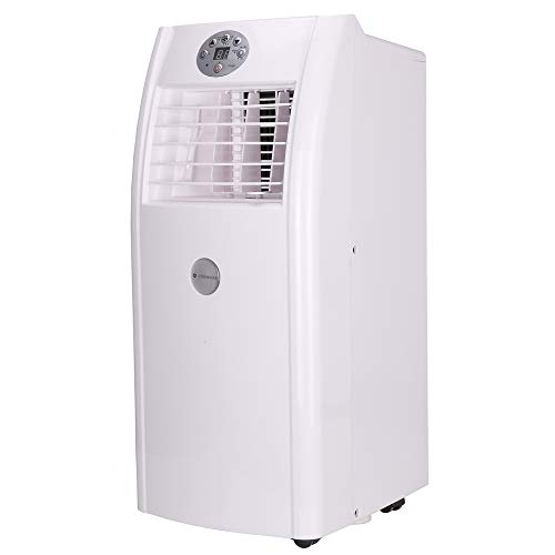 Homegear Portable Air Conditioner/Dehumidifier/Fan with Remote Control, A Energy Rating