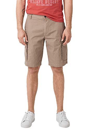 s.Oliver Herren 28.905.74.5201 Shorts, Beige (Daylight Beige 82a1), W(Herstellergröße: 33)