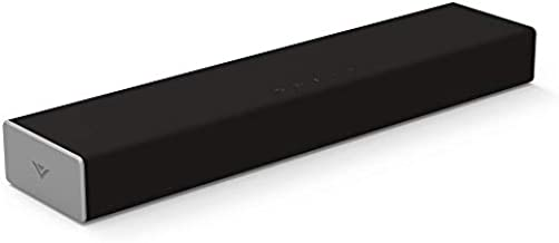 """VIZIO Sound Bar for TV, Compact 20"""" 2.0 Channel Home Theater Surround Sound System for TV, Home Audio Sound Bar with Bluetooth – SB2020n-G6M"""