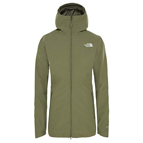 THE NORTH FACE Hikesteller Parka Shell Jacket Women Größe L Four Leaf Clover