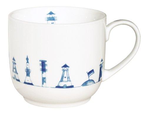 CUP+MUG Bechertasse, Leuchtturm