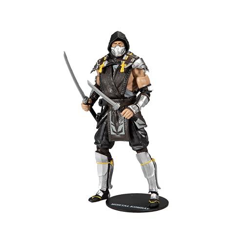 Mortal Kombat McFarlane Boneco Scorpion, Multicor