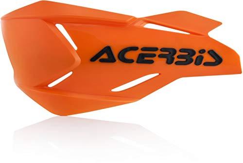 Acerbis 0022399.209 X-Factory Handguard Cover, Orange/Black