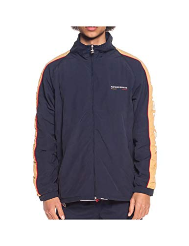 GRIMEY Track Jacket COUNTERBLOW SS18 NAVY-3XL