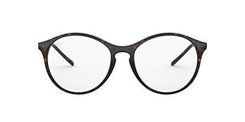 Ray-Ban Damen 0RX5371 Brillengestelle, Braun (Havana), 51
