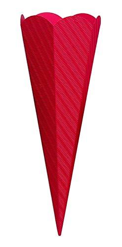 goldbuch - Schultüten in Rot, Größe 70 cm