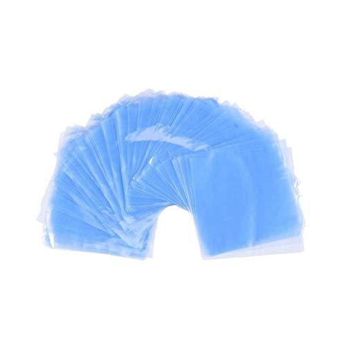 Aardich Schrumpf-Verpackungs-Beutel 240pcs Für Soap Bath Bomb DIY Handgemachte Verpackung Film Craft Löschen Seal Bag Shrink