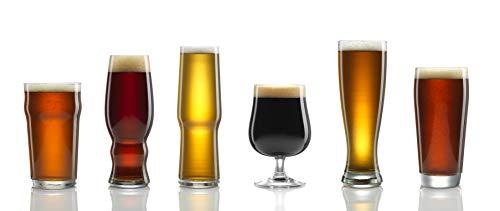 luminarc beer glasses - 1