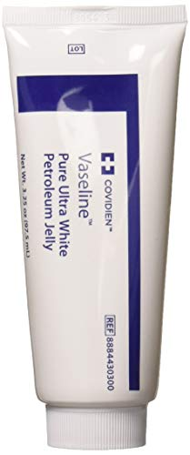 Vaseline Pure Ultra White Petroleum Jelly Kendall 3Pack 325 oz Each