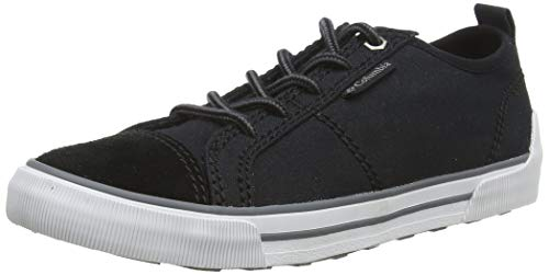 Columbia Goodlife™ Lace, Zapatillas Casual Mujer, Negro (Black, Ti Grey Steel), 36 EU