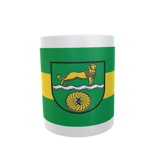 U24 Tasse Kaffeebecher Mug Cup Flagge Seevetal