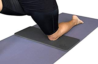 SukhaMat Yoga Knee Pad Cushion - America's Best Exercise Knee Pad - Eliminate Pain During Yoga or Exercise - The Extra Padding and Support You've Been Looking for - Complements Your Yoga Mat