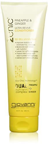 Giovanni Cosmetics 2 Chic Ultra-Revive Conditioner Pineapple, 8.5 Oz