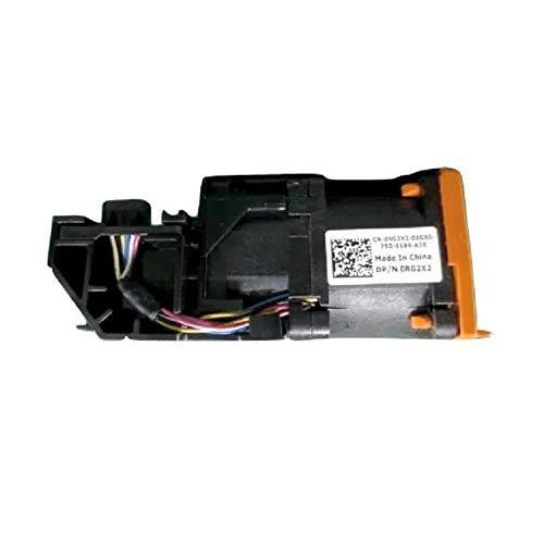 DELL 384-BBQF - Ventilador de PC (Procesador, Ventilador, LGA 2011 (Socket R), Intel® Xeon®, EMC PowerEdge R640)