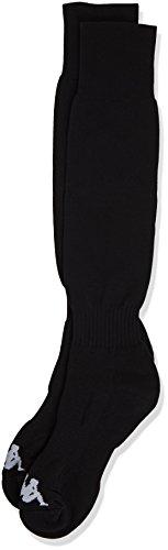 Kappa Lyna Pack of 3 Socks - Calcetines para Hombre, Color Negro, Talla 35-38