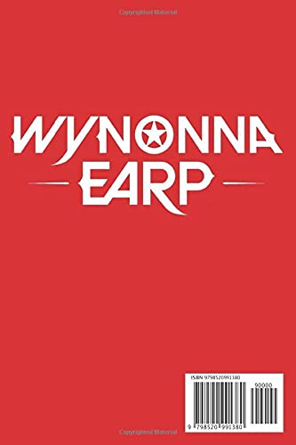 Wynonna Earp Notebook: - 110 Pages, In Lines, 6 x 9 Inches