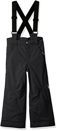 Spyder Mini Propulsion Ski Pant, Black, Size 5