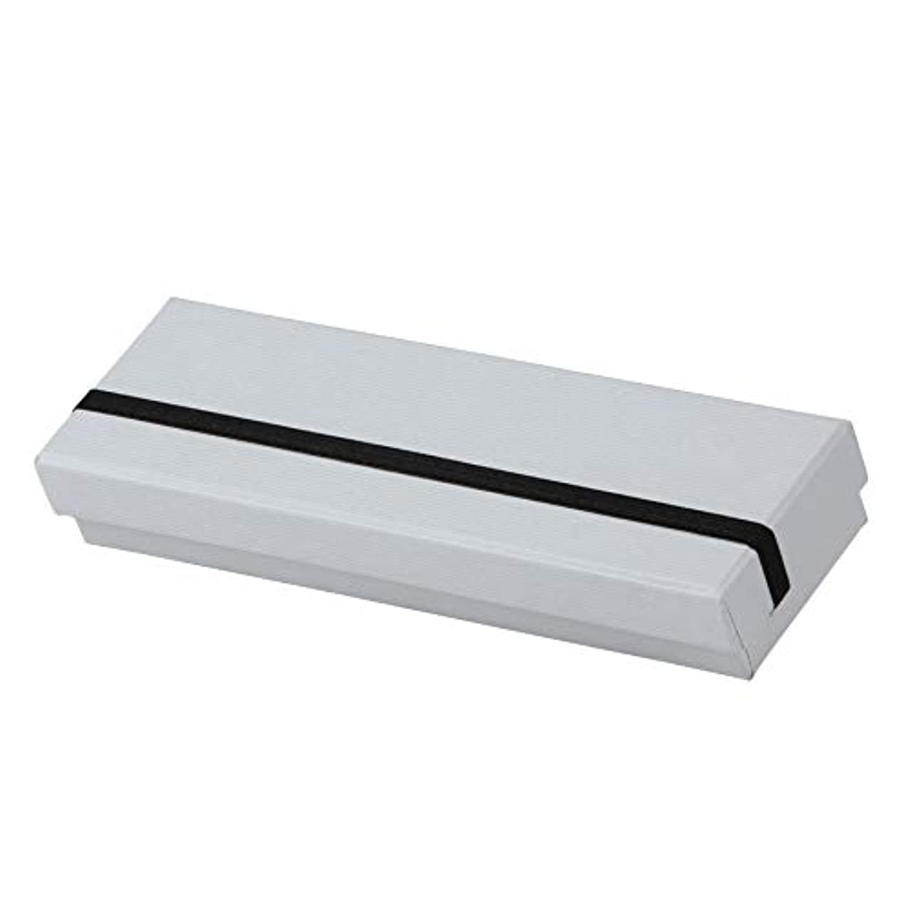 R??ssler Soho Pencil Box with Elasticated Strap - Neutral