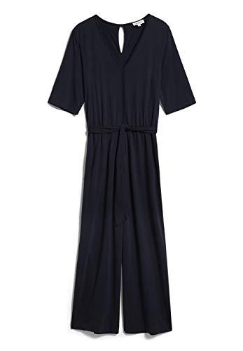 ARMEDANGELS NAILAA - Damen Jumpsuit aus Tencel™ Lyocell Mix L Night Sky Hose Jumpsuit Regular fit