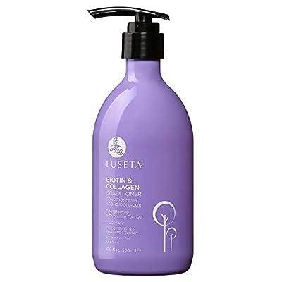Luseta Biotin Collagen Shampoo and Conditioner