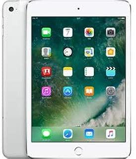 Apple iPad mini 4 32GB シルバー MNWF2J/A docomo