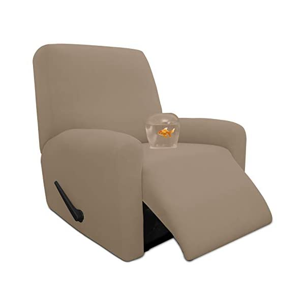 Easy-Going 100% Recliner Stretch Sofa Slipcover