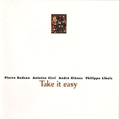 Take It Easy feat. Pierre Bodson, Antoine Cirri, André Klénes & Philippe Libois