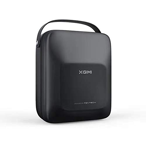 Estuche Oficial para XGIMI MoGo/MoGo Pro (Negro), Estuche de Viaje Duradero y rígido para proyectores, PU EVA, Compatible con la Serie MoGo y Accesorios