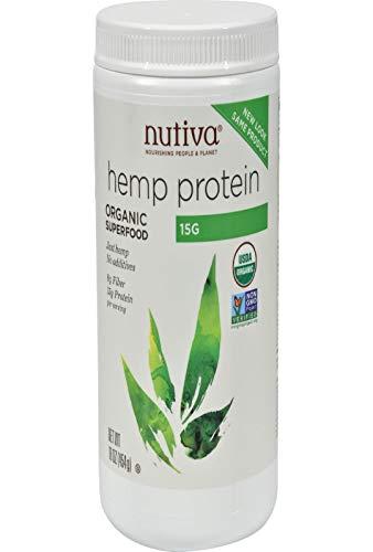 Nutiva大麻蛋白粉