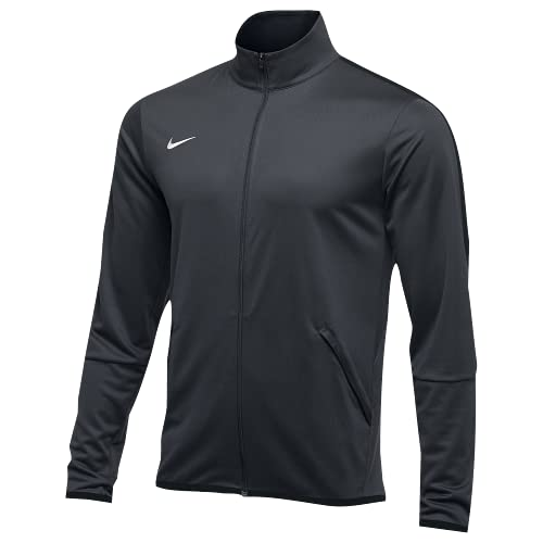 Nike Men's Team Full Zip Epic Jacket (Anthracite) (XL)