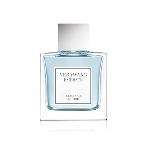 Vera Wang Eau de Toilette Spray, Embrace: Periwinkle & Iris, 1.0 Oz.