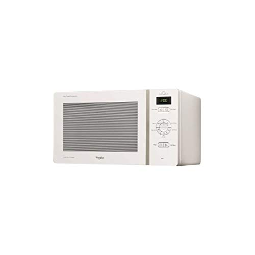 WHIRLPOOL MCP341WH-Micro ondes monofonction blanc-25 L-800 W-Pose libre