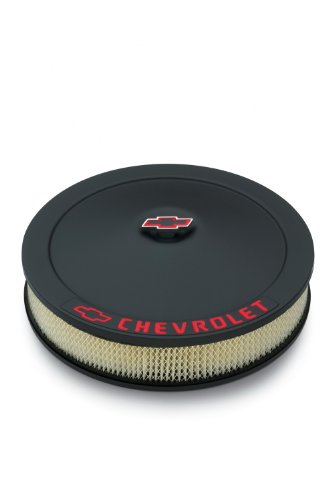 chevy 350 air cleaner cover - 3
