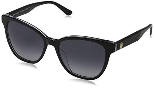 Juicy Couture Ju 603/S Gafas de sol, Multicolor (Black), 54 para Mujer