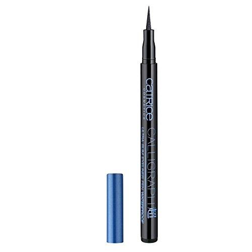 Catrice - Eyeliner - Calligraph Ultra Slim Eyeliner Pen Waterproof 010 - Blackest Black