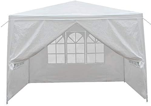 LEMY 10' X Outdoor Wedding Max 65% OFF Party Camping Tent Regular discount Gazebo Shelter