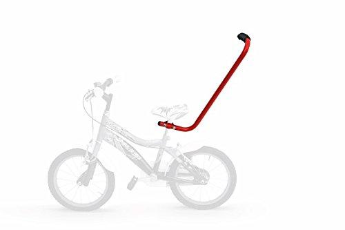 Peruzzo, Balance Angel Barra Estabilizador Bicicleta Unisex Adulto, Rojo, Única
