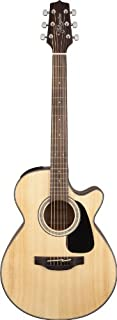 Best Takamine GF30CE-NAT FXC Cutaway Acoustic-Electric Guitar, Natural Review