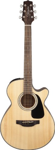Takamine GF30CE-NAT FXC Cutaway Acoustic-Electric Guitar, Natural