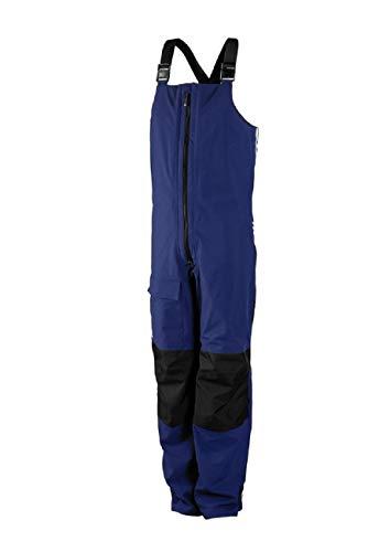 adidas Sailing Segelhose Unisex 2 Layer High Bib, Größe:M, Farbe:Night Blue