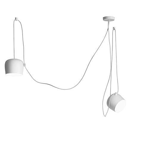 Moderno DIY Lampada a sospensione Creativo Altezza angolo regolabile Cavo 200CM Luce pendente...