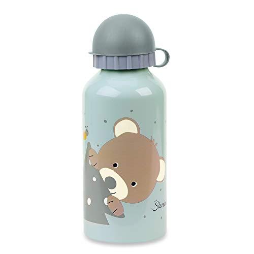 Sterntaler Trinkflasche, Bär Ben, 18 x 6,5 x 6,5 cm, Mehrfarbig