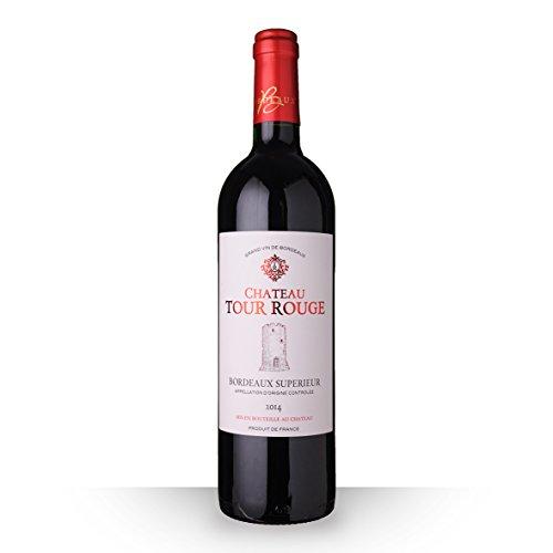 Château Tour Rouge 2014 Rouge 75cl AOC Bordeaux Supérieur