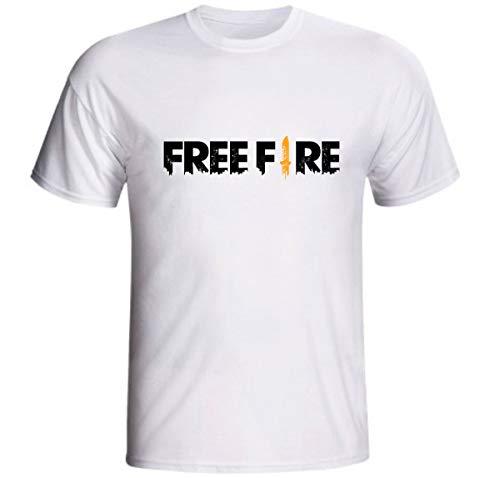 Camiseta Free Fire Jogo Game