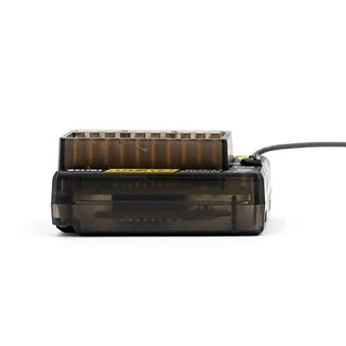 Goolsky FGr12B 2,4 GHz 12-Kanal-Empfänger PWM PPM Ibus für AFHDS3-Sender HF-Module PL18 / NB4 / NB4 Lite RC-Auto-Bootsfahrzeug